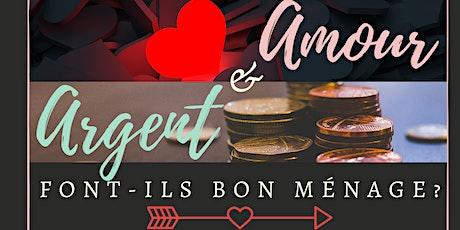 ACEFO Saint-Valentin: Amour et argent, font-ils bon ménage? billets