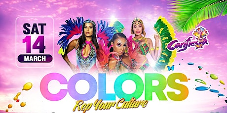 COLORS - REP YOUR CULTURE tickets