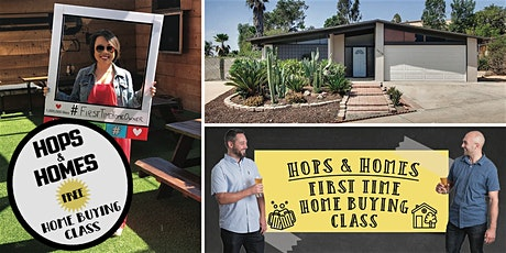 Free First Time Home Buyer Event in San Diego - Hops and Homes (NORTH PARK) tickets