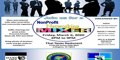 DFW Nonprofit Networking Mixer tickets