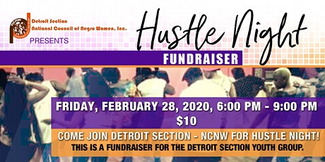 Hustle Night Fundraiser tickets