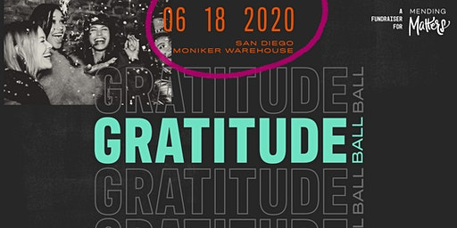2020 Gratitude Ball, a fundraiser for Mending Matters
