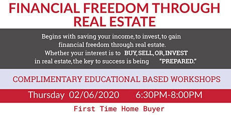 First Time Home Buyer Educational Workshop tickets