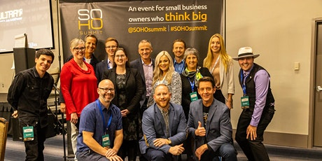 SOHO Summit - Speaker Series with TBA tickets