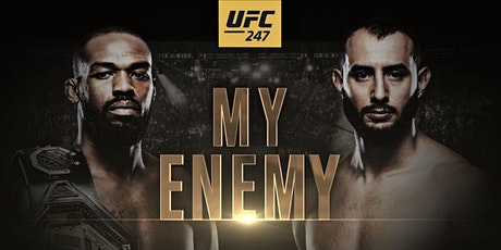 Jones vs Reyes :: UFC 247 :: RTB Fight Night tickets