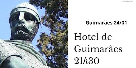 Apresentação da LR em Guimarães bilhetes