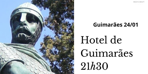 Apresentação da LR em Guimarães