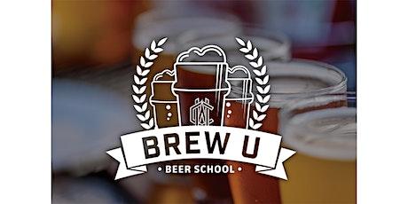 Brew U Beer School at City Works tickets