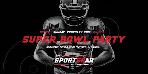 Super Bowl @ Sportsbar Live!