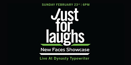 JFL New Faces Showcase tickets
