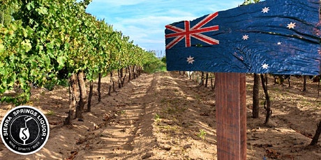 Wines of the Word Chapter 3: Australia tickets
