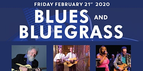 Blues and Bluegrass tickets