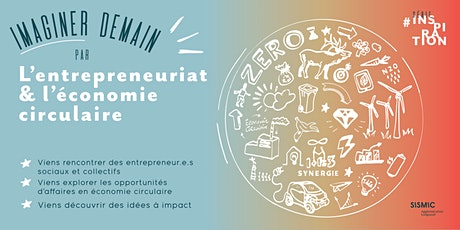 Série #Inspiration - Entrepreneuriat social & économie circulaire tickets