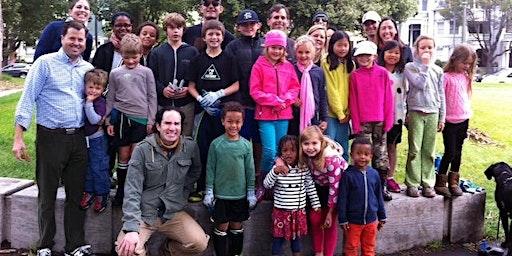 Panhandle Park Volunteer Project