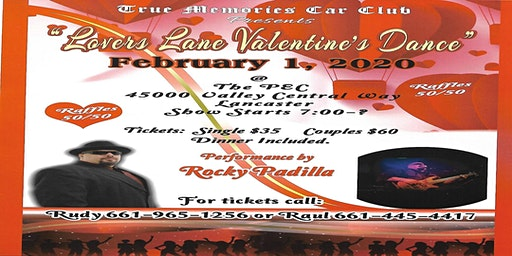 Lovers Lane Valentines Dance
