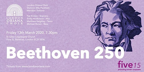 Beethoven 250 tickets
