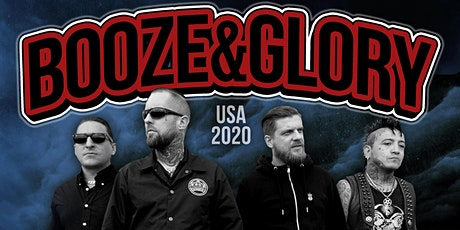 POSTPONED - Booze & Glory, The Drowns tickets