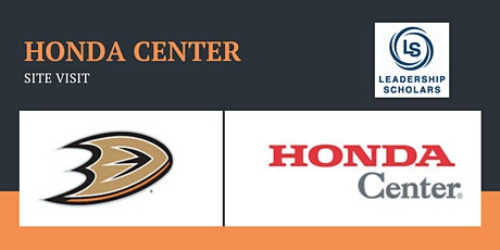 Honda Center Site Visit tickets