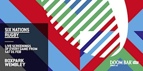 Six Nations Screenings With Freddi Tuilagi tickets