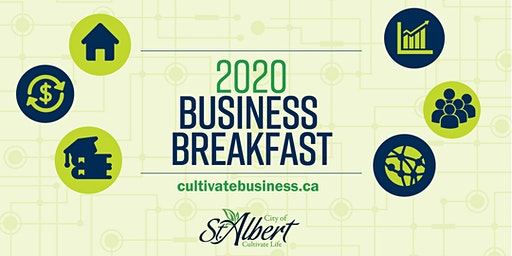 2020 ST. ALBERT BUSINESS BREAKFAST