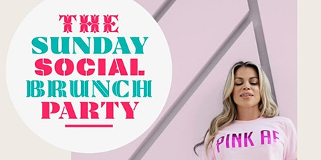 The Sunday Social Brunch tickets