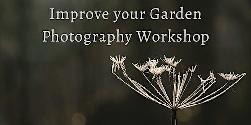Improve your Garden Photography Workshop