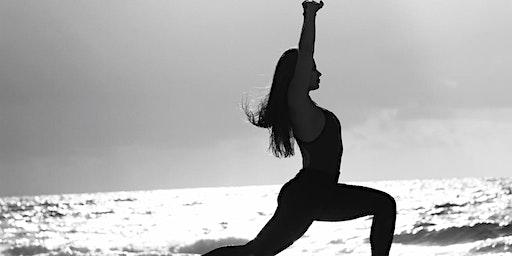 Tone Up Tuesday: Sweat & Self-Reflect: class by Zoila Garcia