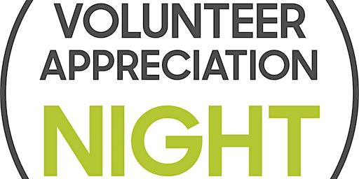 Volunteer Appreciation Nigh
