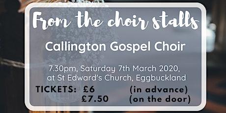 Callington Gospel Choir tickets