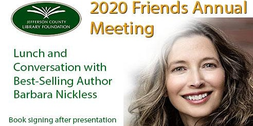 Jefferson County Library Foundation Friends Annual Meeting