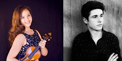 House Concert & Dinner with Alina Kobialka, violin & Dakota Cotugno, cello