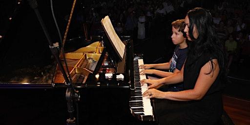 Recital de Piano Prof.a Ruth Augusto