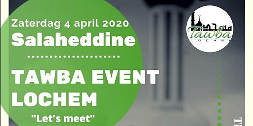 Tawba Event Lochem, let's meet!