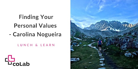 Lunch and Learn: Finding Your Personal Values tickets