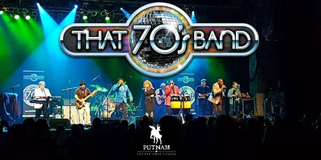 That 70's Band Performing LIVE at Putnam County Golf Course tickets