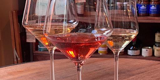 Winter Rosé Bubbles: Sparkling & Champagne Tasting