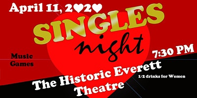 Singles Night cancelled