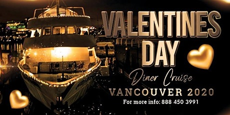 Valentines Day Dinner Cruise Vancouver 2020 tickets