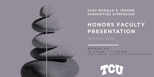 Honors Faculty Presentation – 2020 Moore Symposium