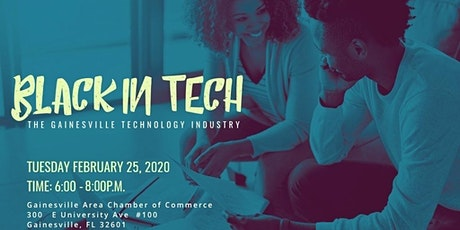 Black in Tech 2020: Building the Gainesville Technology Industry tickets