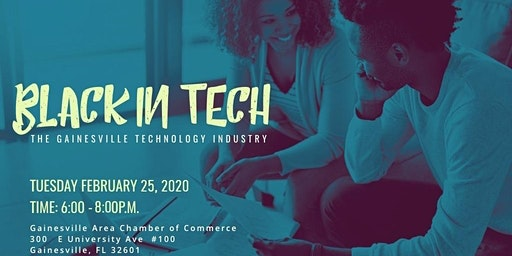 Black in Tech 2020: Building the Gainesville Technology Industry