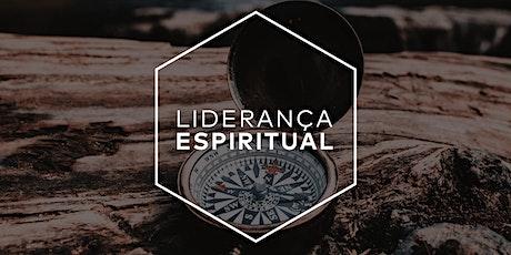 Liderança Espiritual Parte 1 | 4 Aulas | Maio de 2020 | SP ingressos