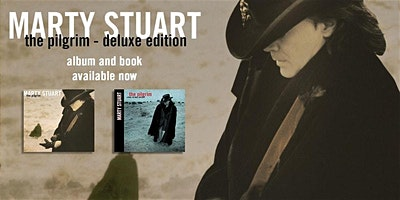 Marty Stuart and His Fabulous Superlatives: Marty Stuart is The Pilgrim