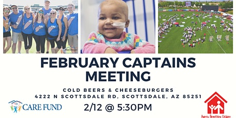 Agents Benefiting Children- February Captains Meeting  tickets
