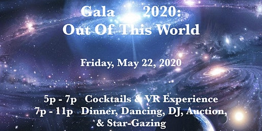 Gala 2020: Out Of This World