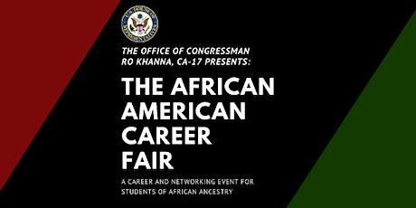 The African American Career Fair tickets