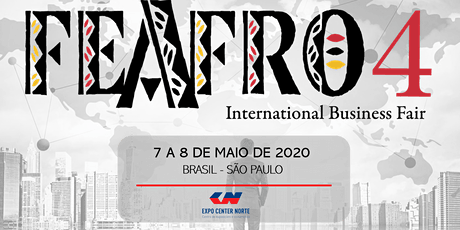 4th FEAFRO INTERNATIONAL BUSINESS FAIR ingressos