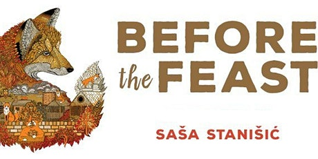 Goethe Book Club: Saša Stanišić's Before the Feast (2014/2016) tickets