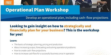 Business Operational Plan Workshop tickets