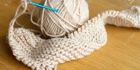 Beginner Crochet Class tickets